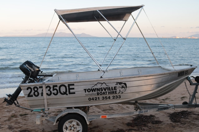 Getting To Magnetic Island Hire Boat