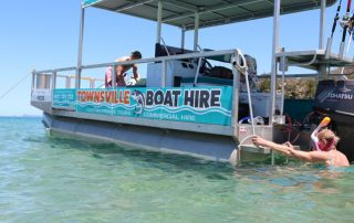 Magnetic Island snorkelling